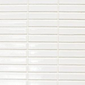 C Glazed Stack White