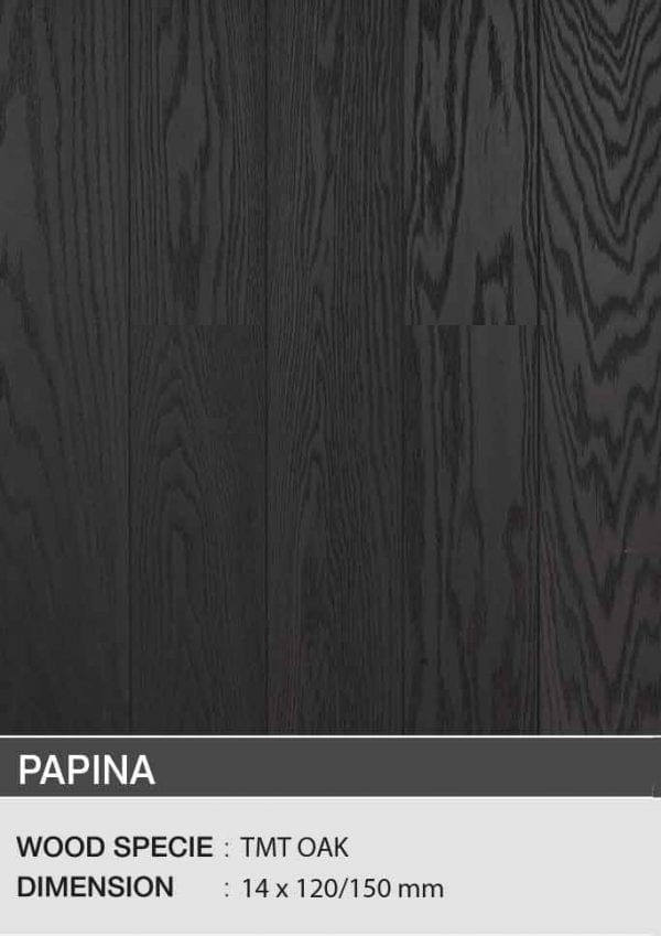 HW4MM Thermowood TMTOak Papina